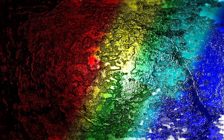 rainbow desktop backgrounds wallpaper cave