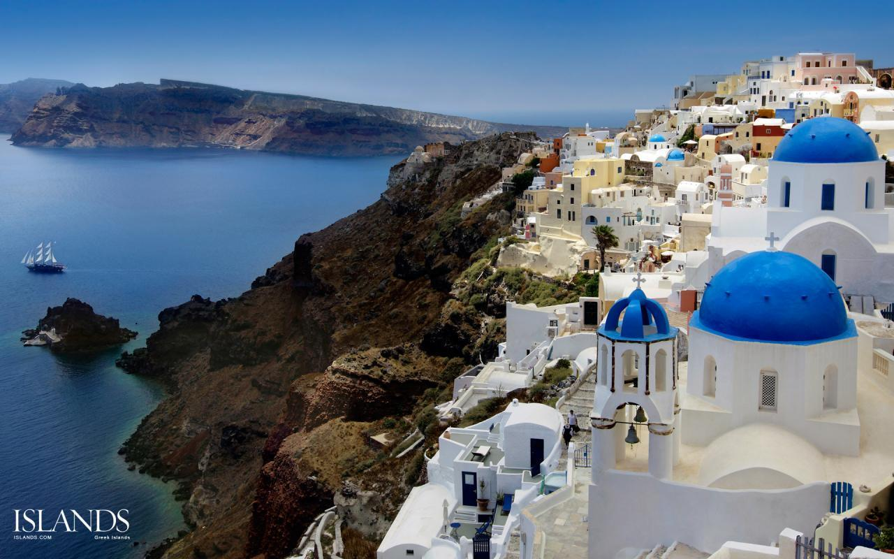 Desktop Wallpapers Santorini Beach 450 X 337 183 Kb Jpeg