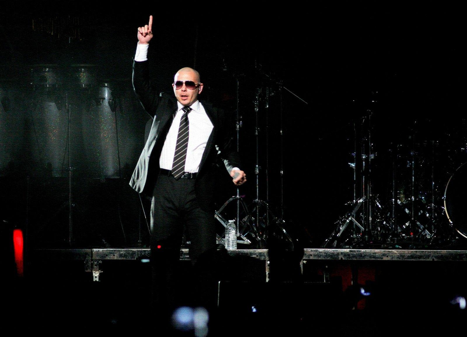 Pitbull Rapper Wallpapers - Wallpaper Cave