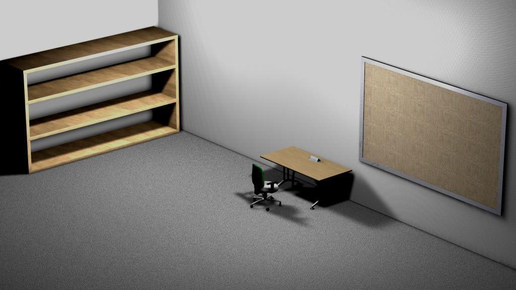 Shelf Desktop Background