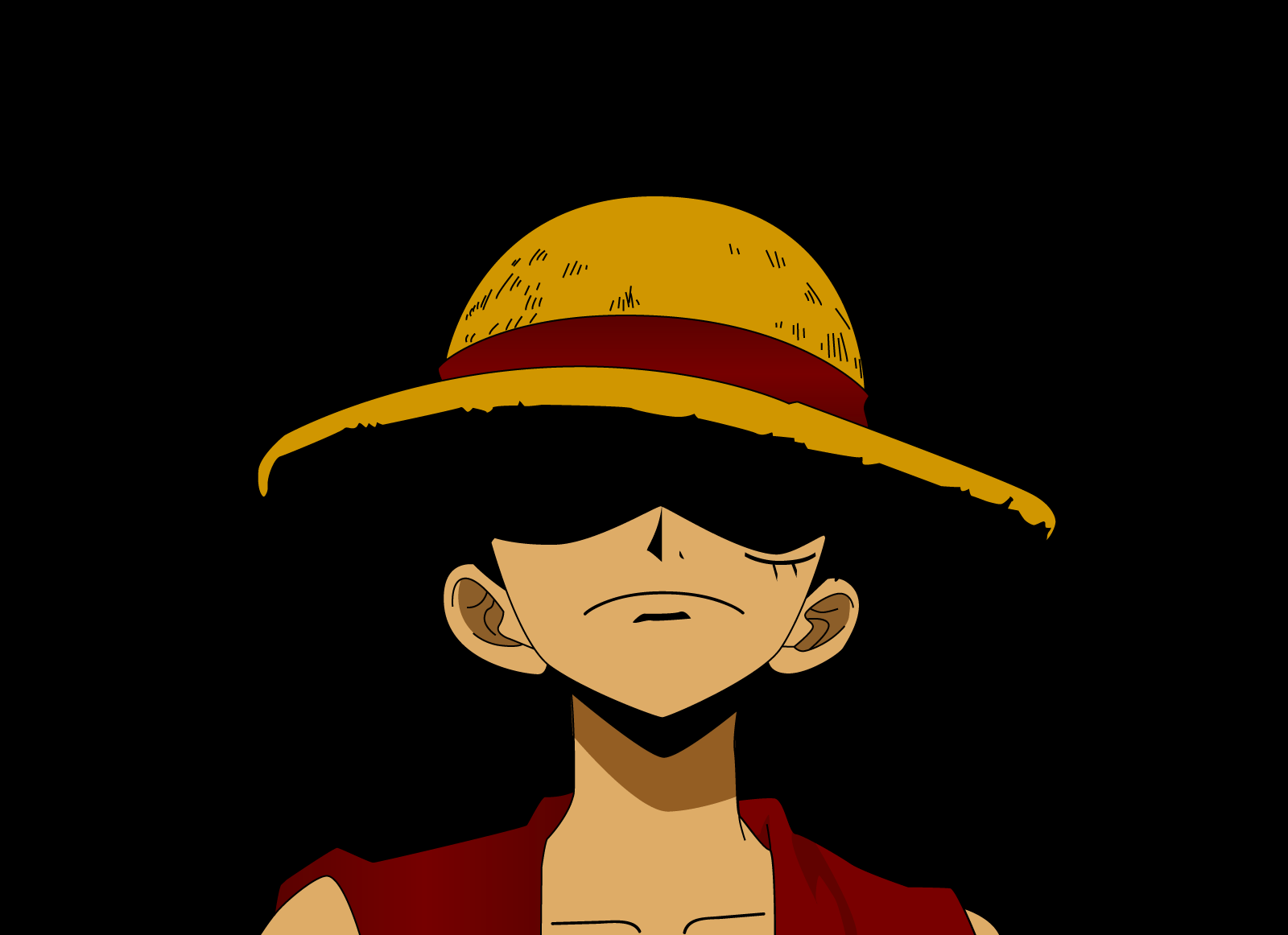 One Piece Luffy Wallpapers - Wallpaper Cave