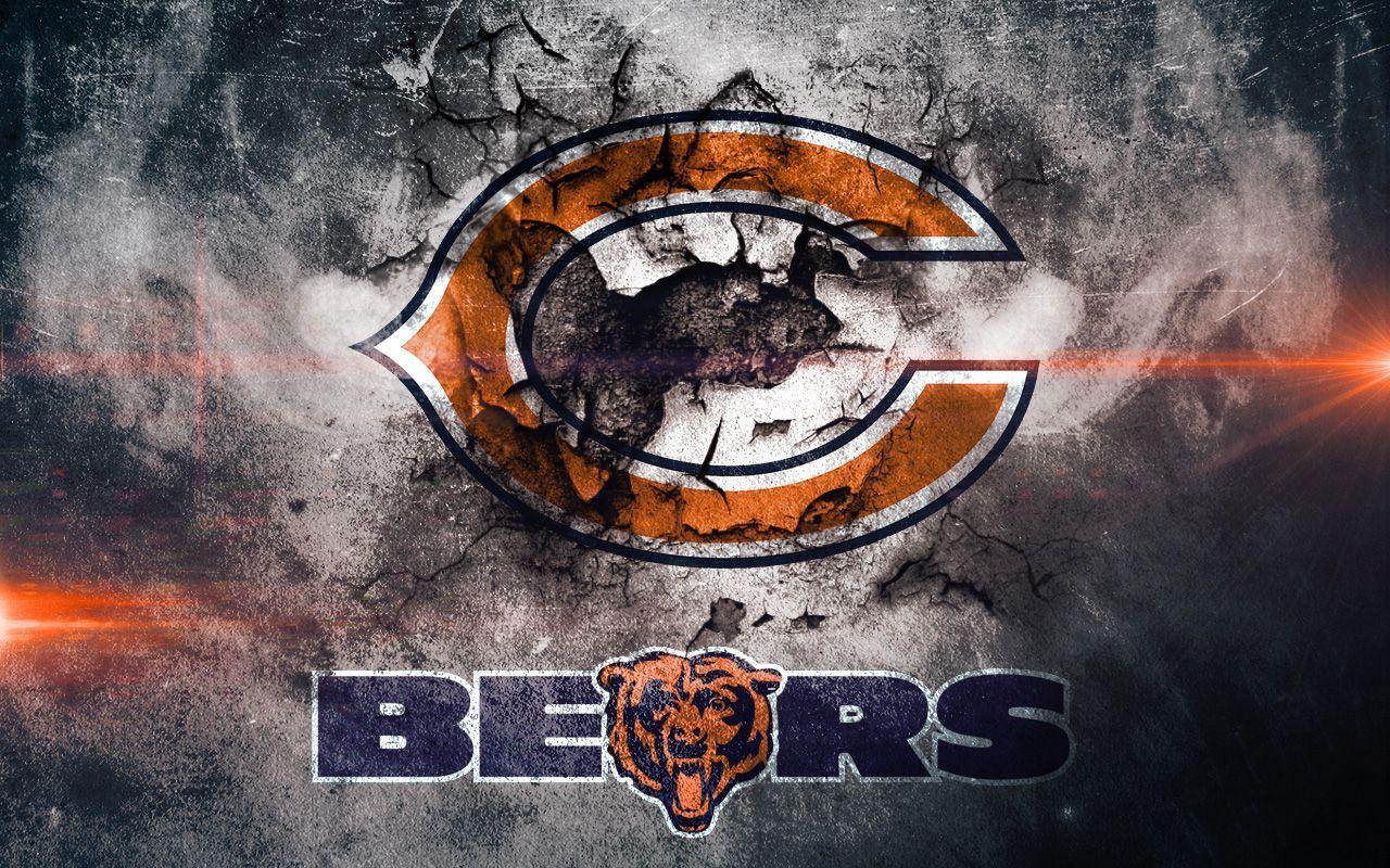 Chicago Bears Desktop Wallpapers - Wallpaper Cave