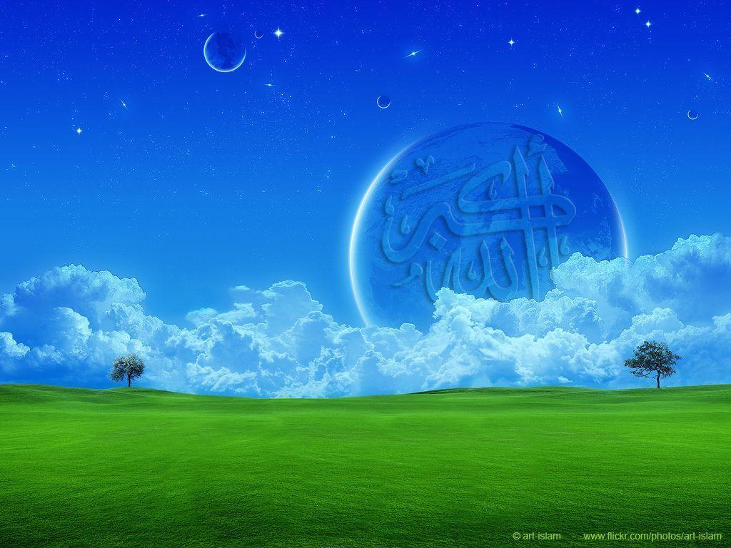 Free Halloween Wallpapers - mmw blog: Allah Wallpapers Islamic ...