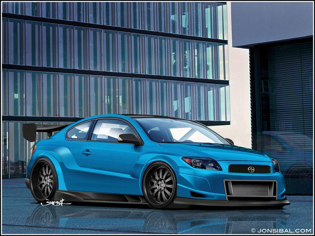 Scion Tc Wallpapers Wallpaper Cave