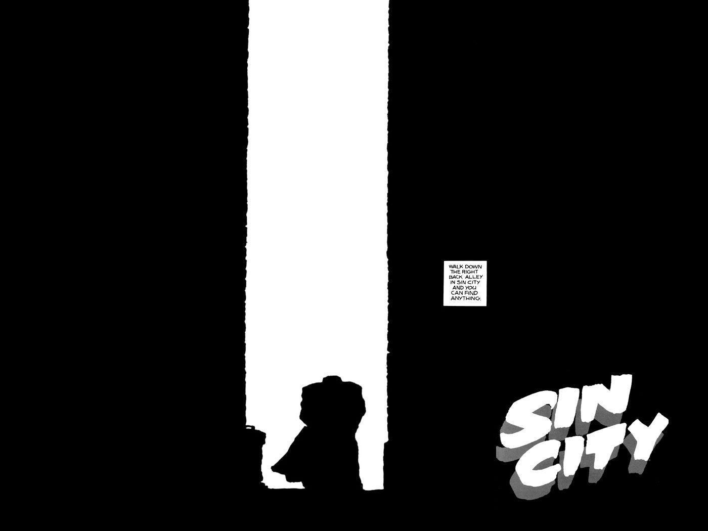 Wallpapers For > Sin City Wallpaper Widescreen