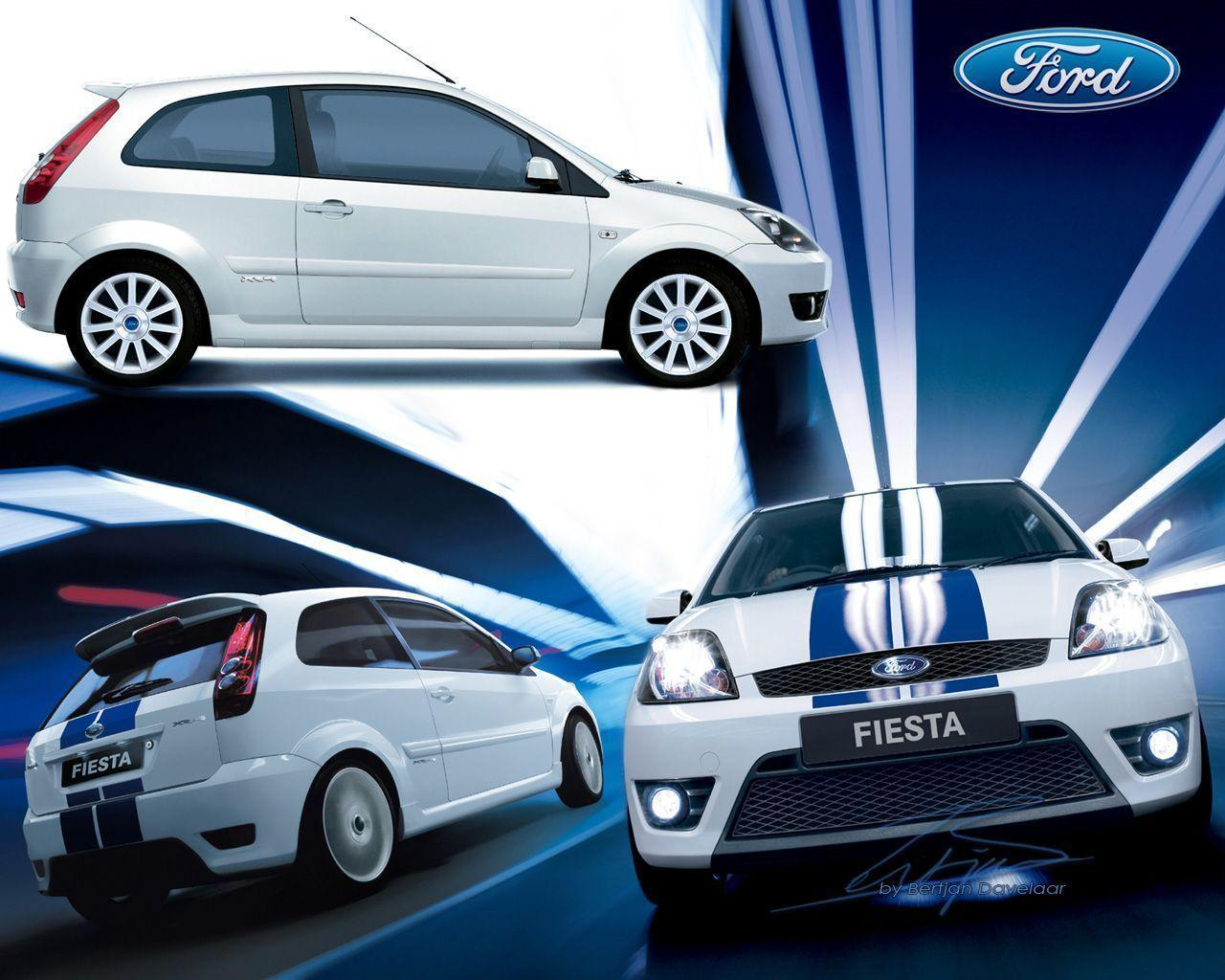 Ford Fiesta Wallpapers - Wallpaper Cave