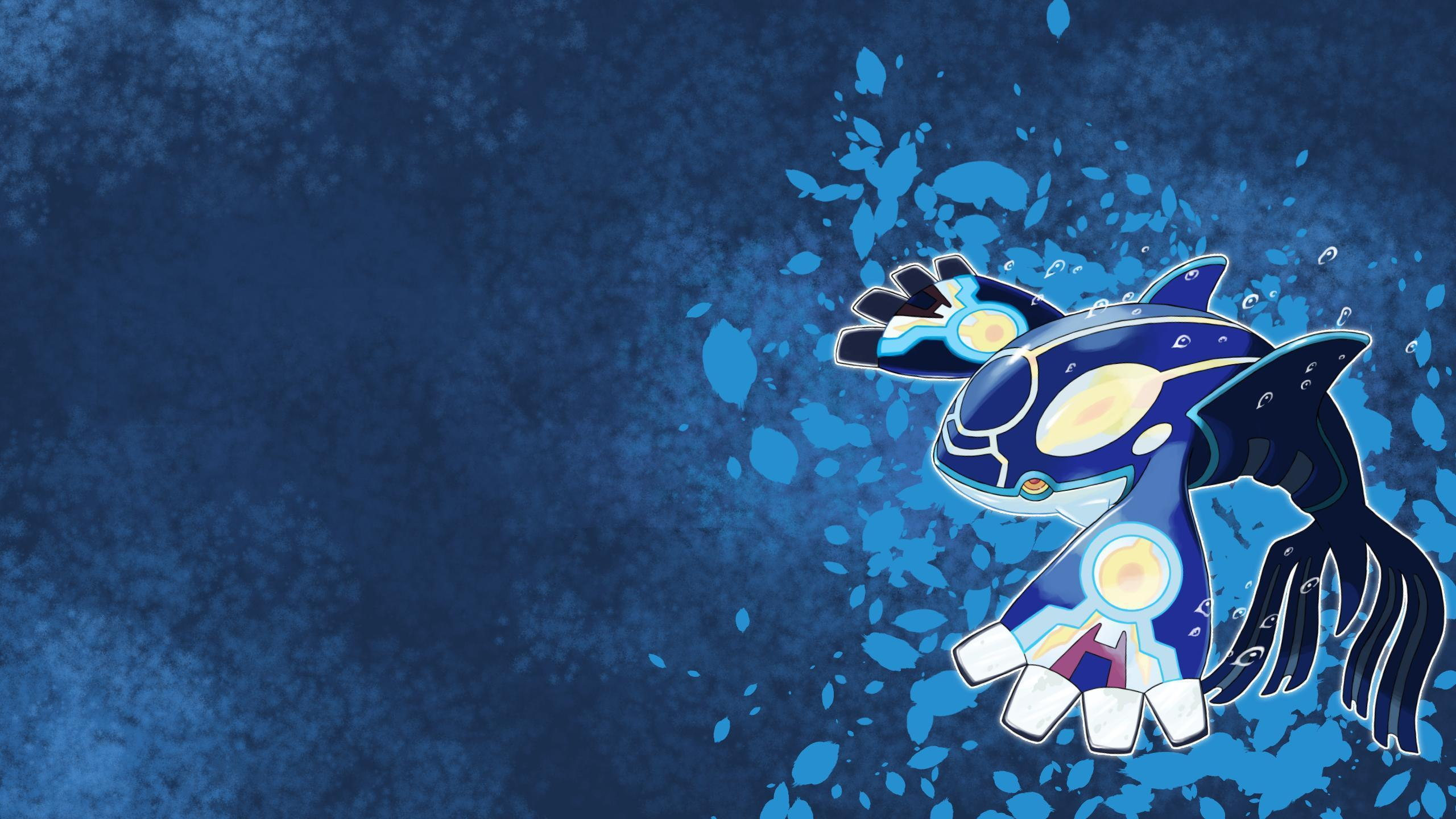 Wallpaper Primal Kyogre by AlouNea on DeviantArt