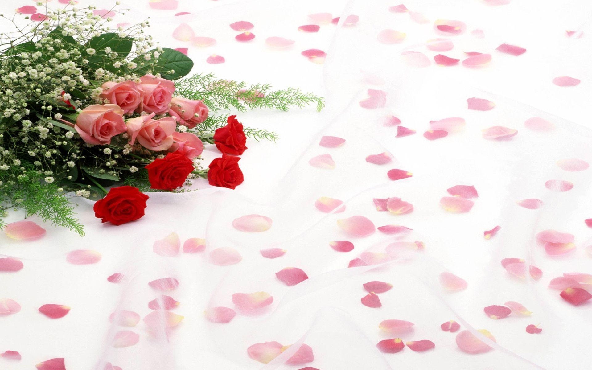 Wedding Flowers Backgrounds - Wallpaper Cave