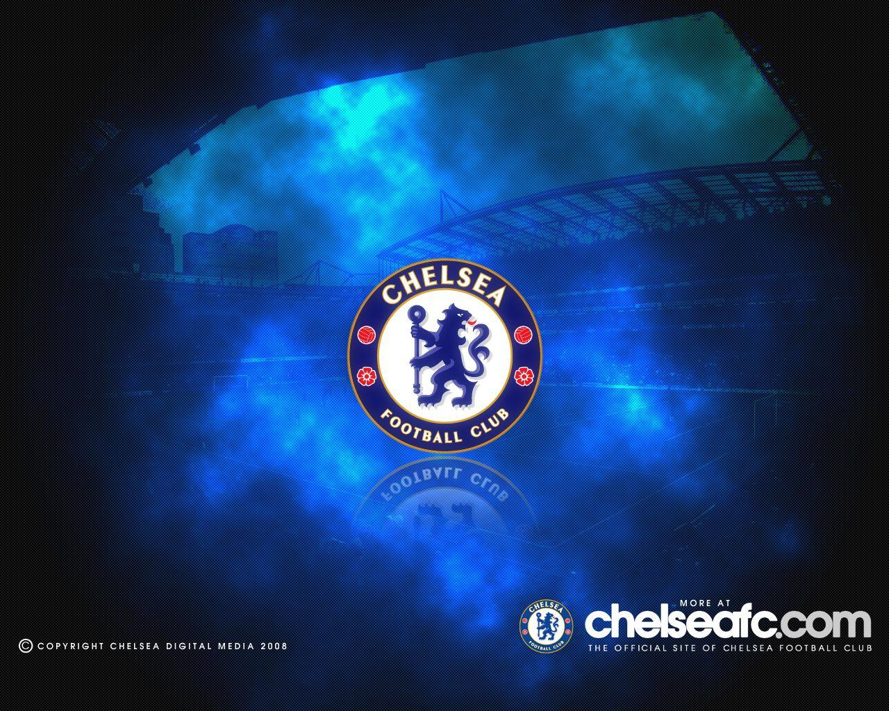 High Resolution Chelsea Official Logo Wallpapers