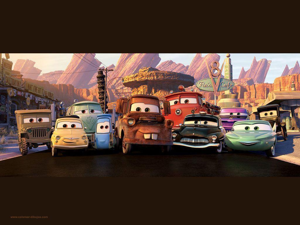 Disney Cars wallpapers 2