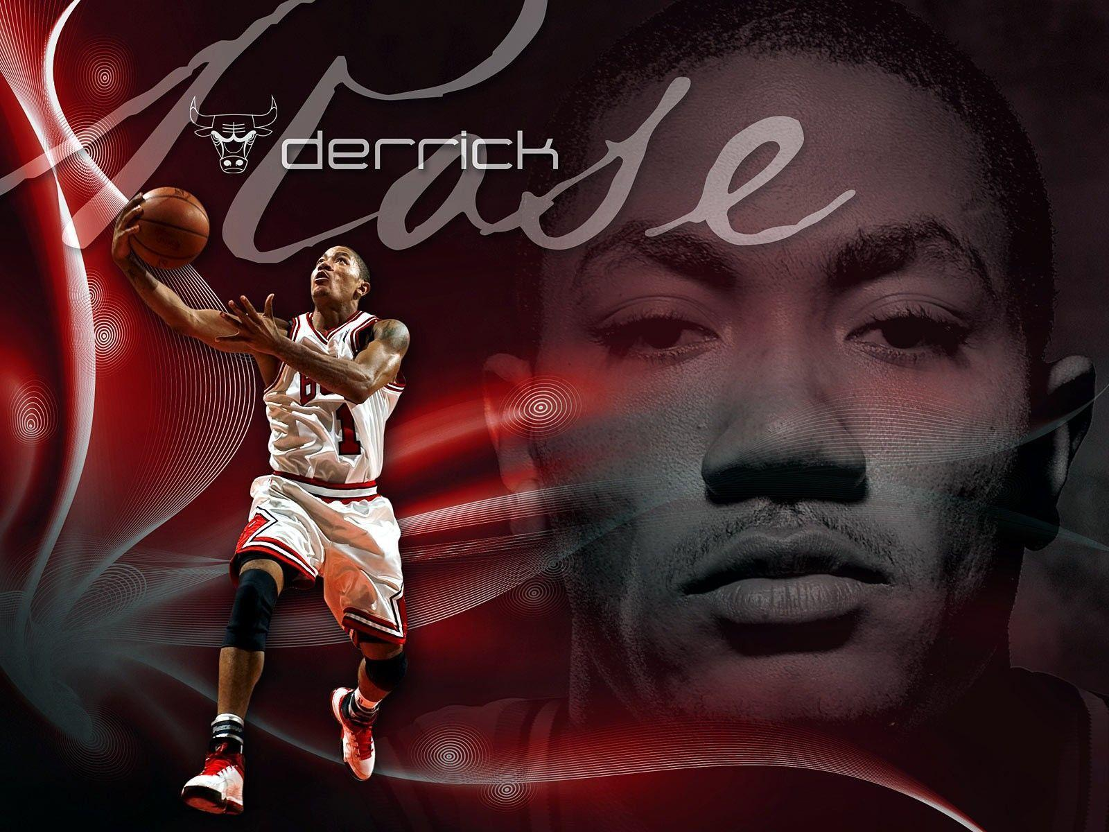 Derrick Rose Pictures 5 HD Wallpapers