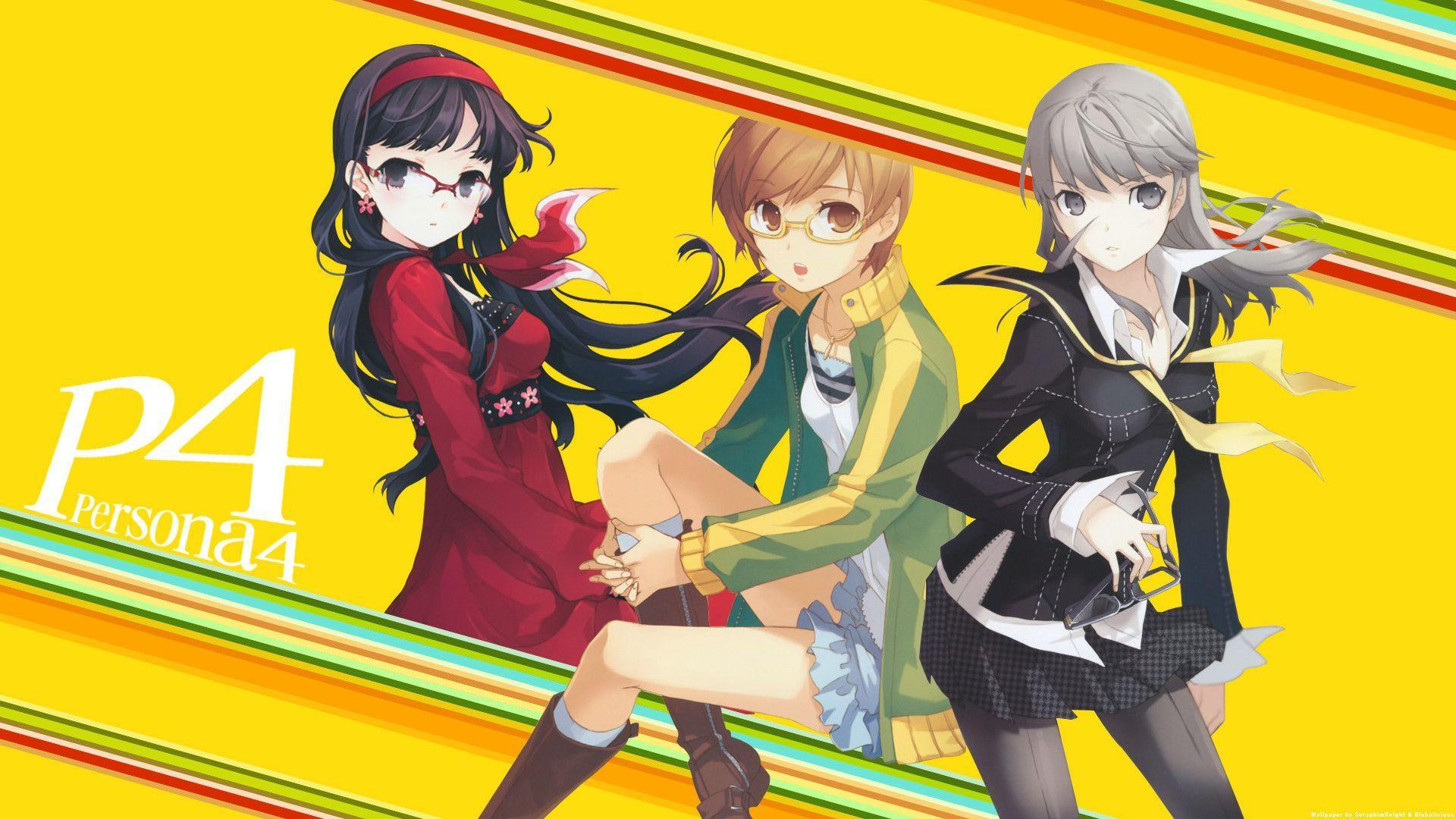 91 Persona 4 Wallpapers | Persona 4 Backgrounds Page 3