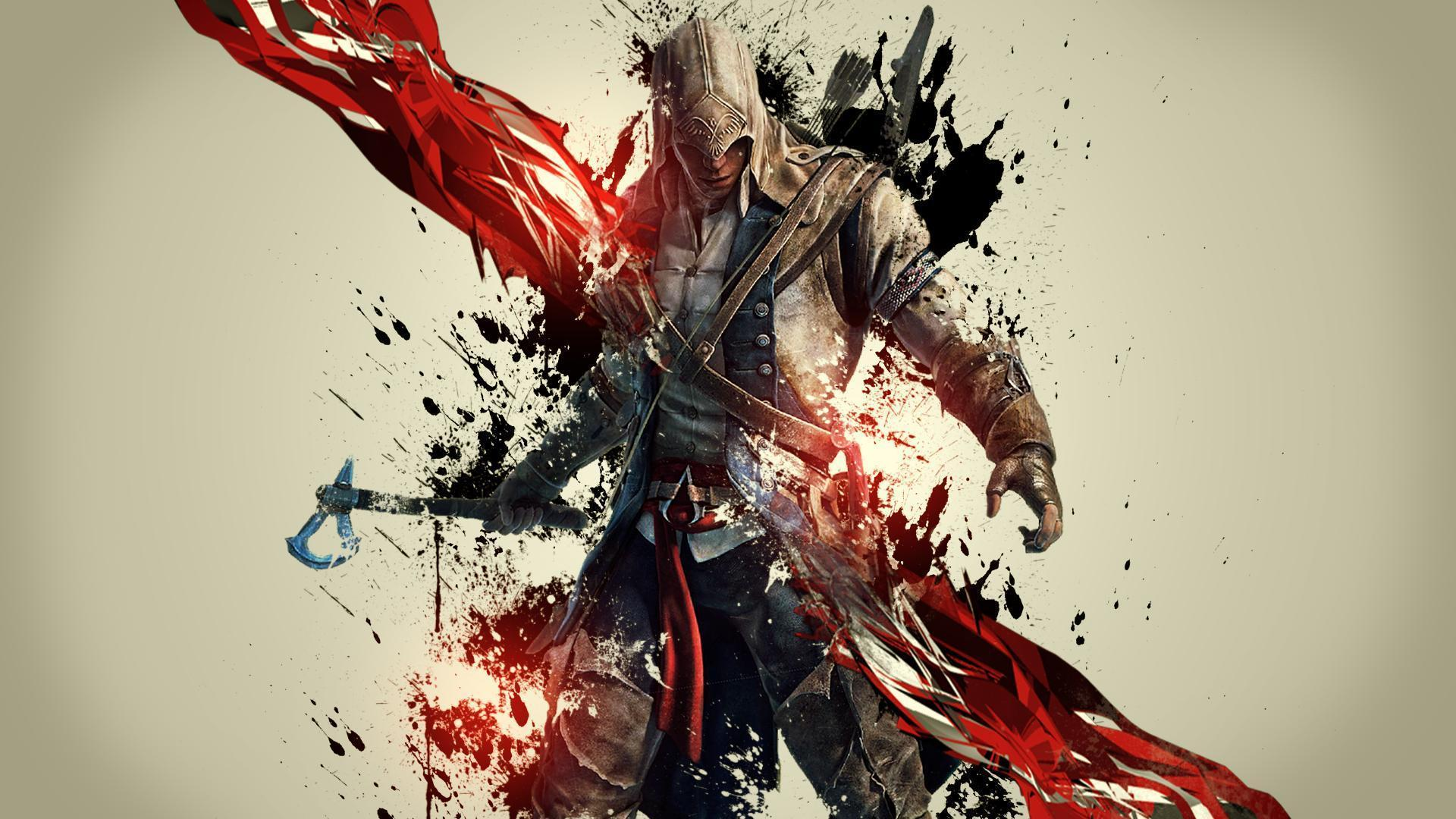 Assassins Creed 3 Desktop Wallpaper, Pictures | Cool Wallpapers