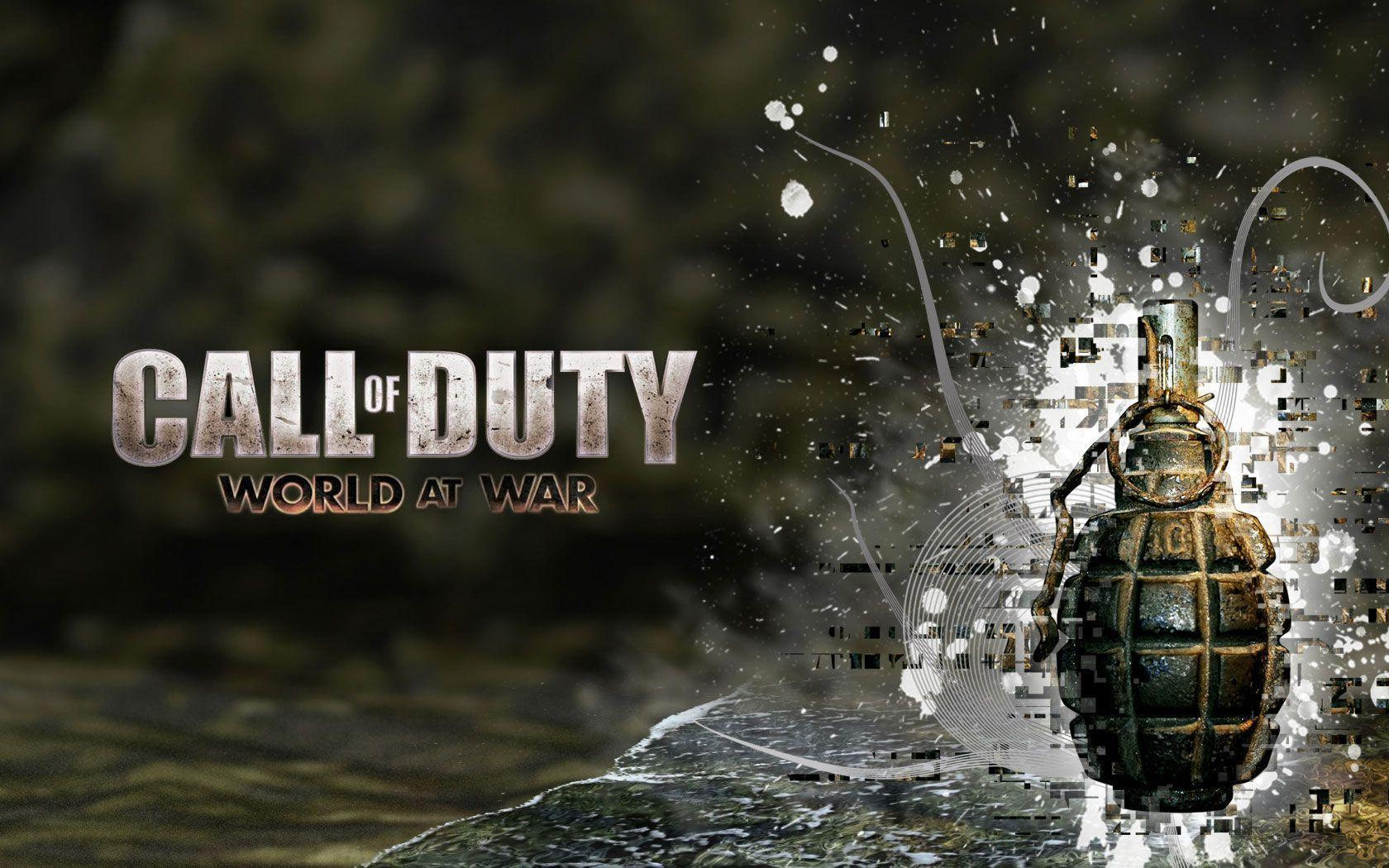 games call of duty free hd wallpapers