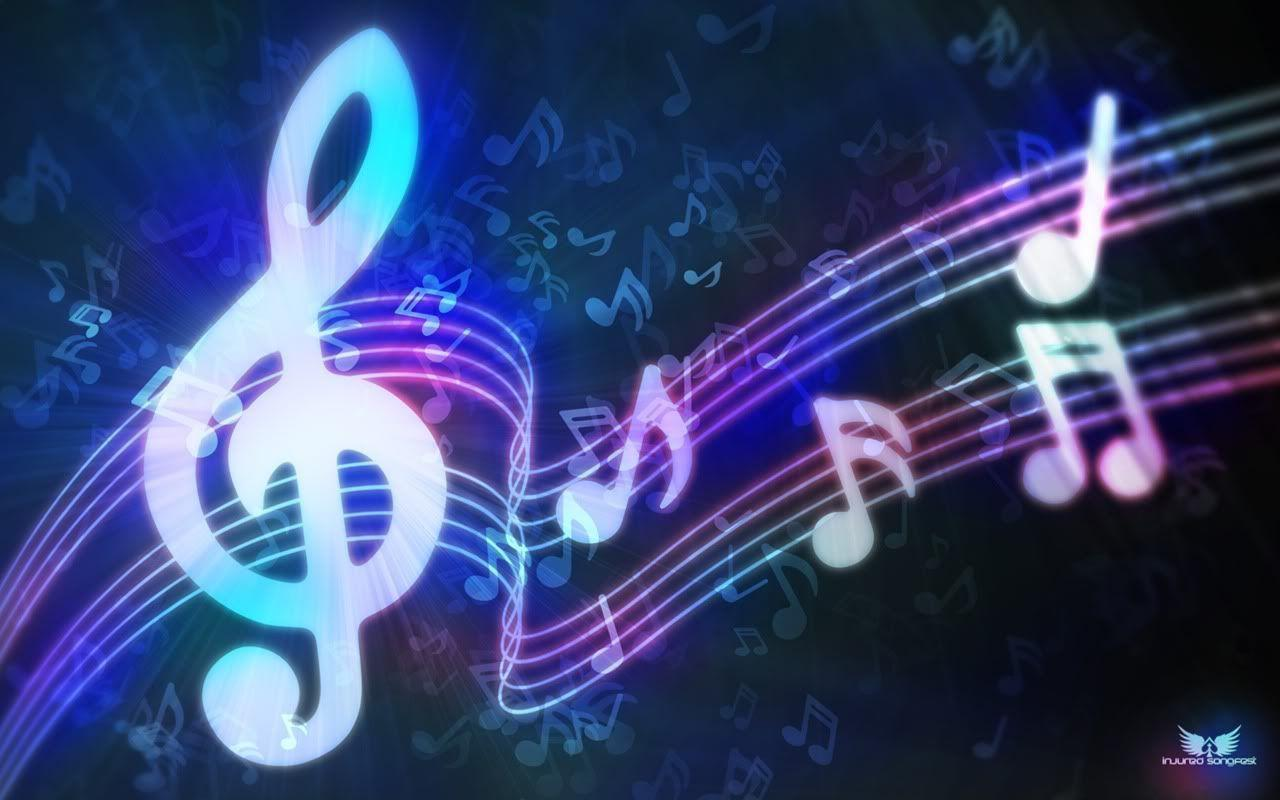 Music Notes Best HD Wallpapers Wallpapers computer