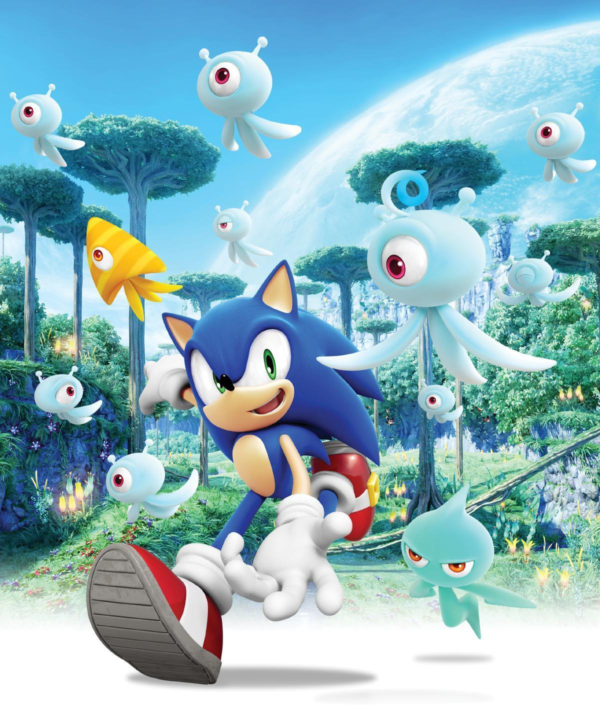 Sonic The Hedgehog Wallpapers 2015