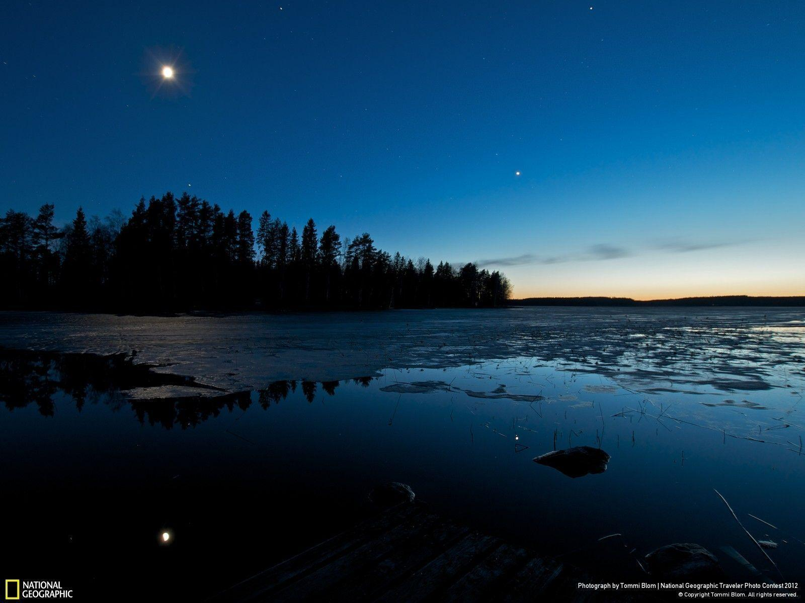 Adventurous Experiences Blog Finland Adventure] Night Baltic ...
