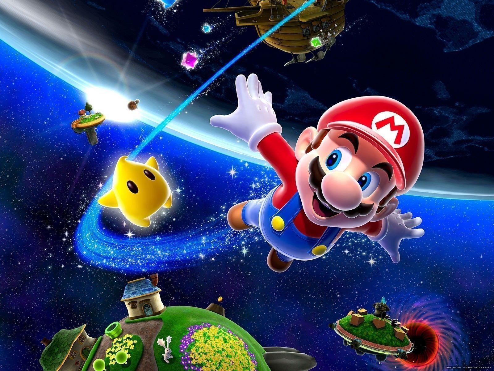 Mario Wallpaper - Mario Wallpaper (5614798) - Fanpop