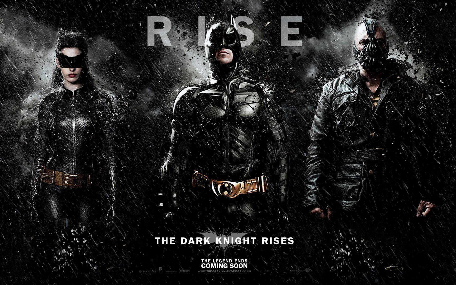 Fonds d&Batman The Dark Knight Rises : tous les wallpapers