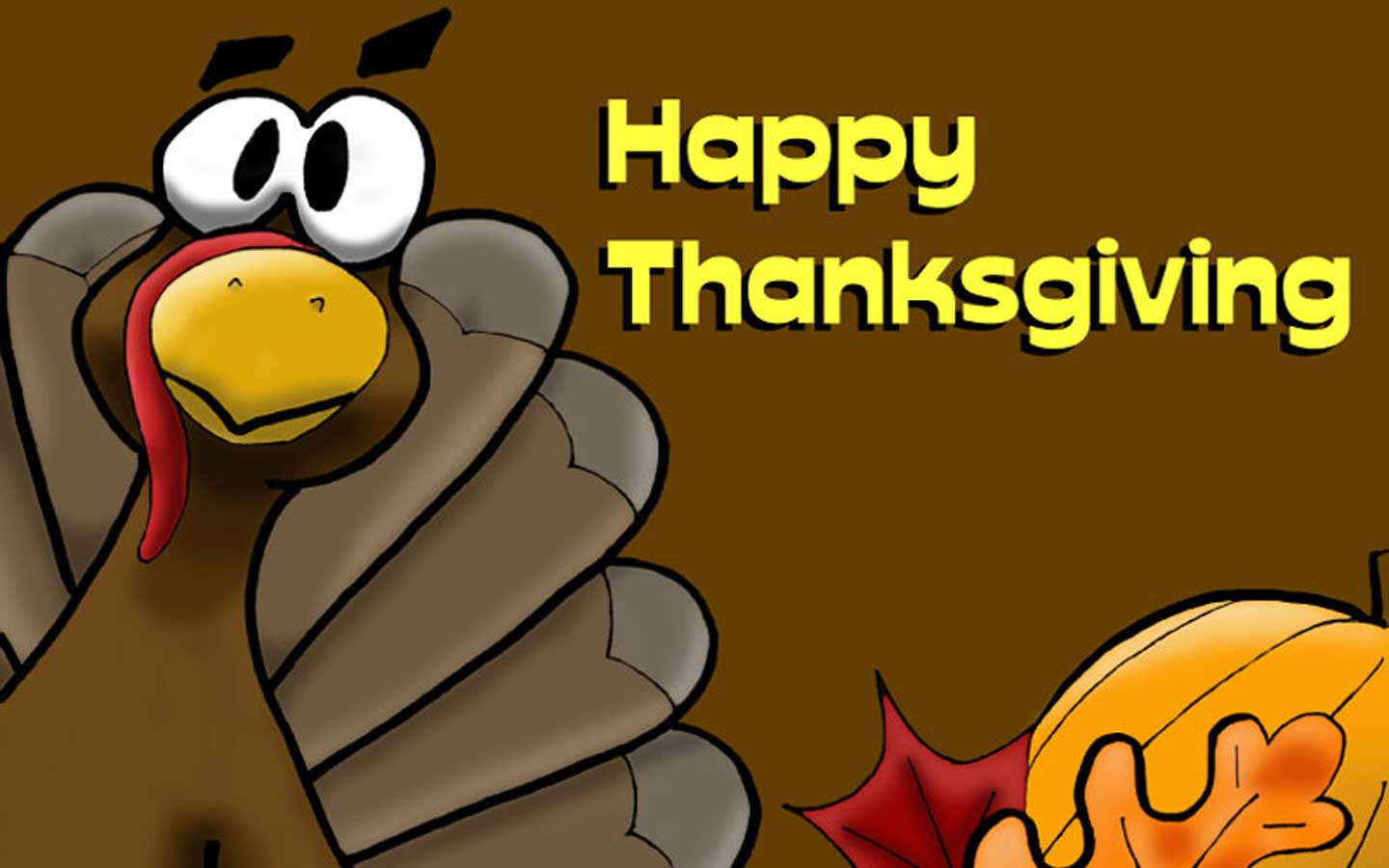 Happy Thanksgiving Turkey Wallpapers