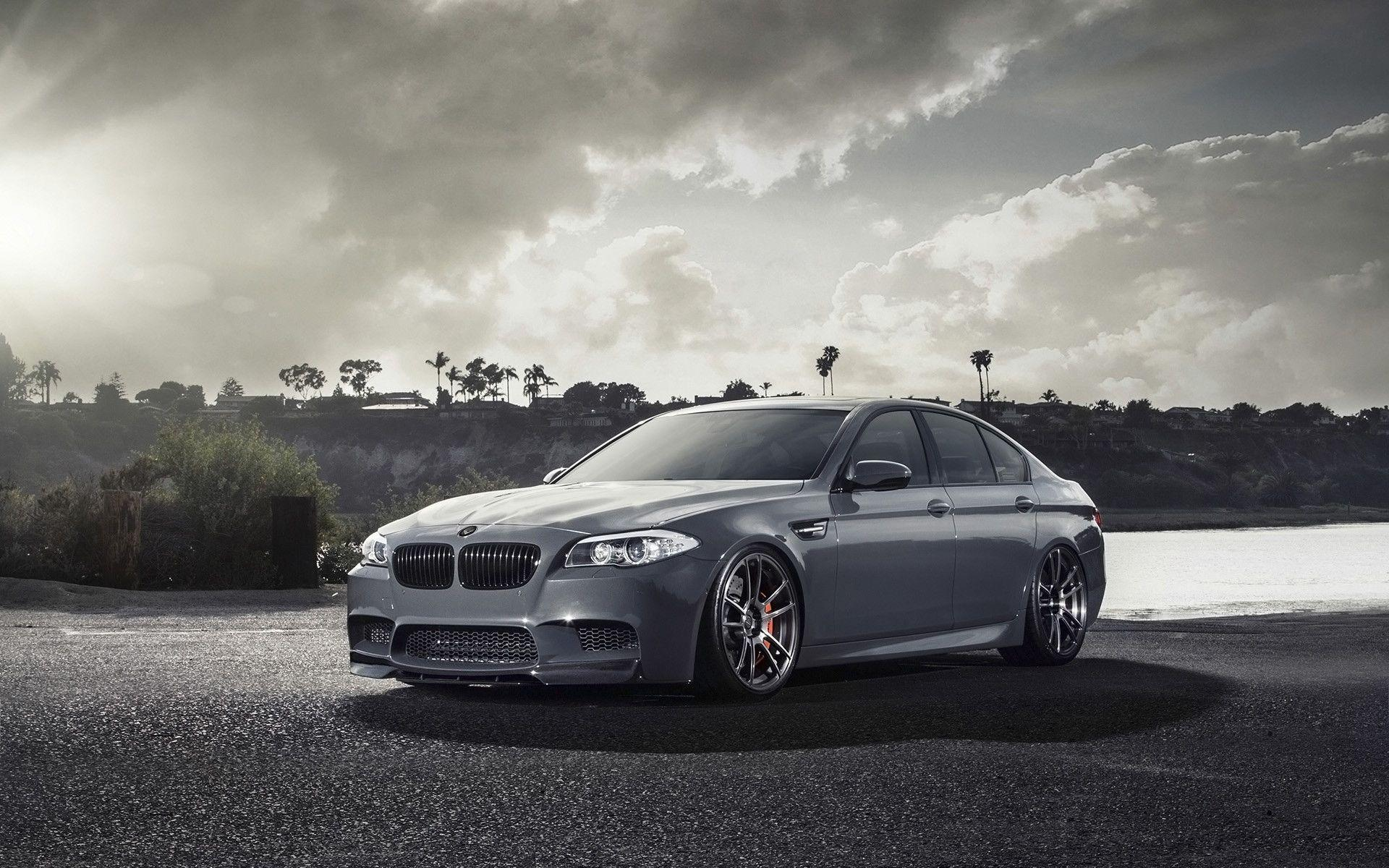 2013 BMW M5 By Vorsteiner Wallpapers