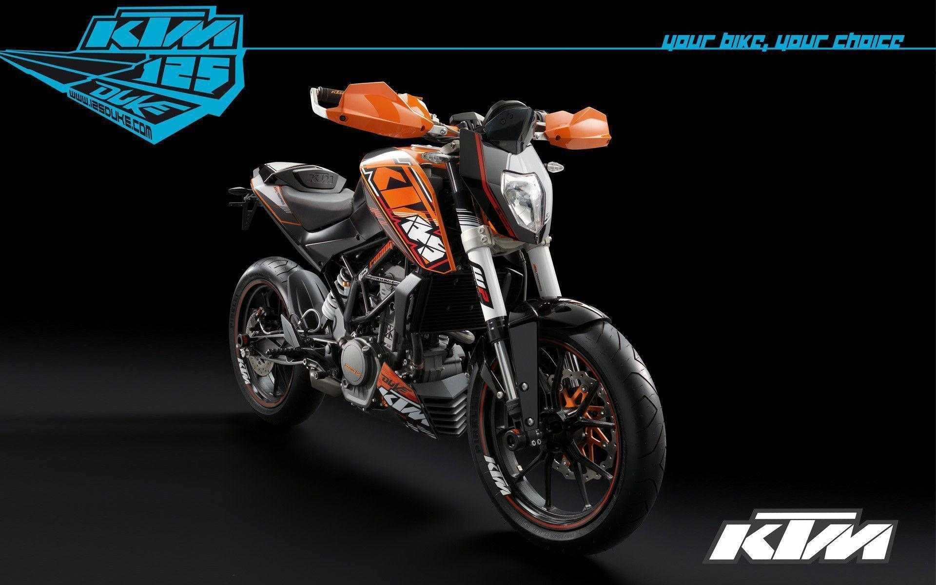 35 KTM Wallpapers