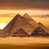 Pyramids Of Giza Wallpapers