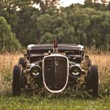 Rat Rod Wallpaper