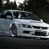 Mitsubishi Evo 8 Modified Wallpaper