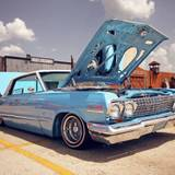 Lowrider Car Wallpaper