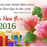 New Year Greetings Wallpapers 2016