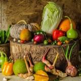 Autumn Vegetables Wallpapers