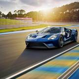 Ford GT 2017 Wallpapers