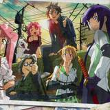 Highschool Of The Dead Wallpapers
