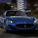 Maserati GranTurismo HD Wallpapers