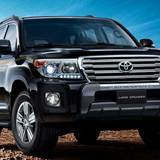 Toyota Land Cruiser Wallpapers
