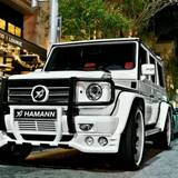 Mercedes-Benz G-Class Wallpapers