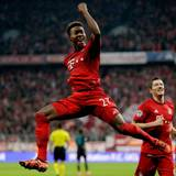 David Alaba Wallpapers