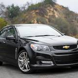 Chevrolet SS Wallpapers