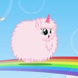 Pink Fluffy Unicorns Wallpapers