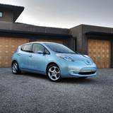 Nissan Leaf Wallpapers