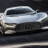 Mercedes-Benz AMG Vision Wallpapers