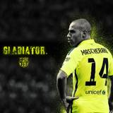 Mascherano Wallpapers