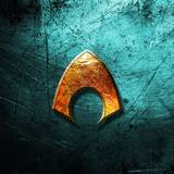Aquaman Logo Wallpapers