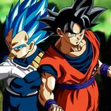 Goku And Vegeta 4k Wallpapers