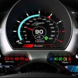 Koenigsegg Speedometer Wallpapers