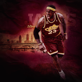 Cleveland Cavaliers LeBron James Wallpapers