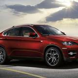 BMW X6 Red Wallpapers