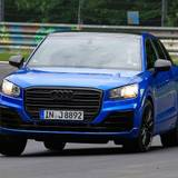 Audi SQ2 Wallpapers