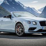 Bentley Continental GT Convertible Wallpapers